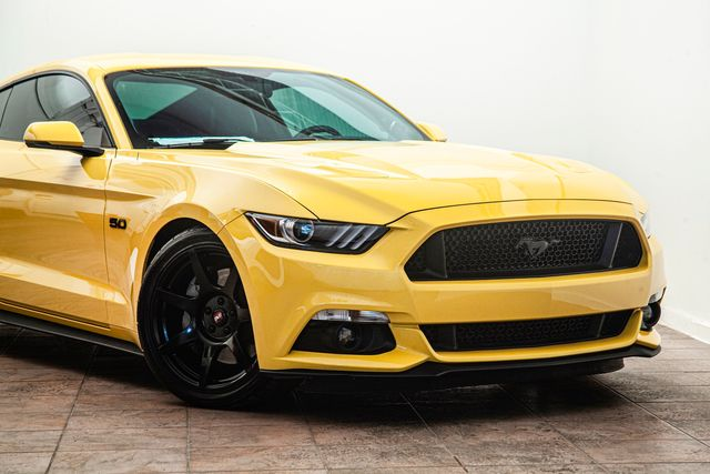 2016 Ford Mustang GT Premium 5.0 Roush Phase-2 Supercharged in Addison, TX 75001