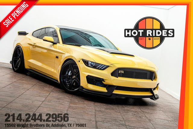 2016 Ford Mustang EcoBoost Premium RTR w/ Upgrades