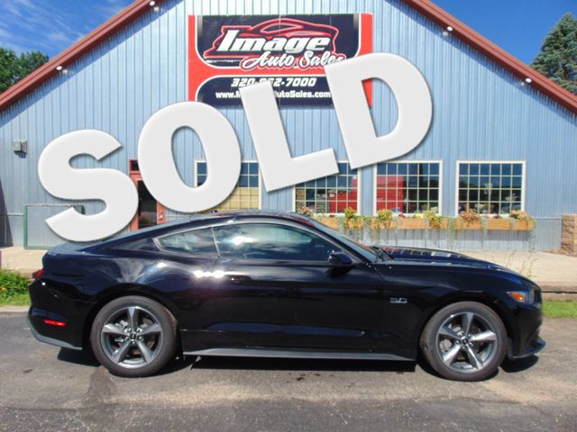 2016 Ford Mustang GT w/ 6 speed manual Alexandria, Minnesota