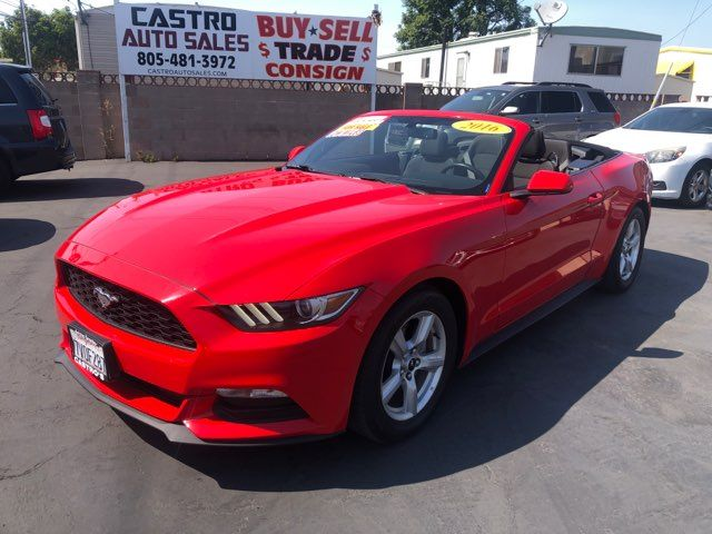2016 Ford Mustang V6 in Arroyo Grande, CA 93420
