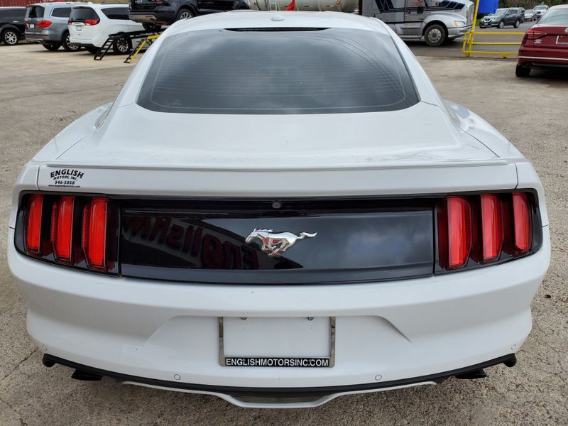 2016 Ford Mustang EcoBoost Premium  Brownsville TX  English Motors  in Brownsville, TX