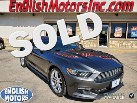 2016 Ford Mustang EcoBoost Premium in Brownsville, TX