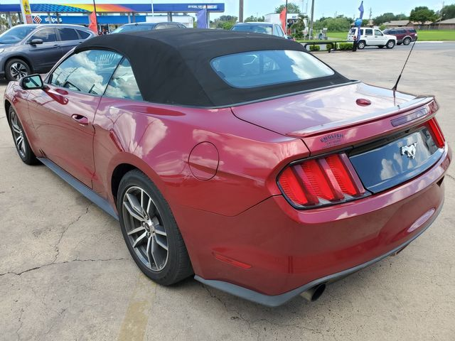 2016 Ford Mustang EcoBoost Premium in Brownsville, TX 78521