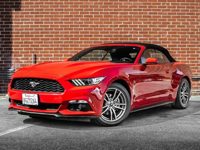 2016 Ford Mustang EcoBoost Premium Burbank, CA 1