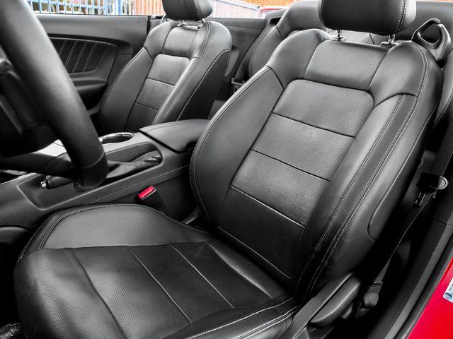2016 Ford Mustang EcoBoost Premium Burbank, CA 11