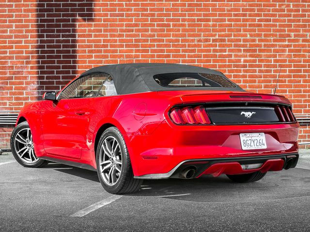 2016 Ford Mustang EcoBoost Premium Burbank, CA 8