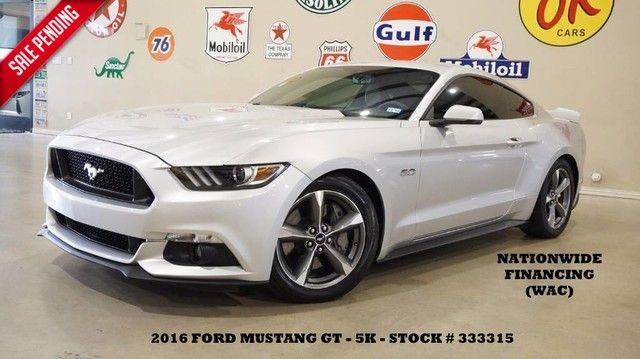 2016 Ford Mustang GT Premium LOWERED,SUPERCHARGER,NAV,HTD/COOL LT...
