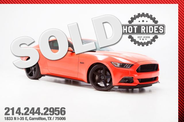 2016 Ford Mustang GT 5.0 VMP Supercharged