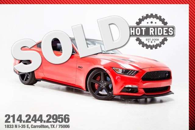 2016 Ford Mustang GT California Special 715HP VMP Supercharged