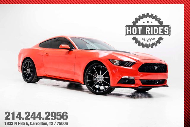 2016 Ford Mustang V6 Supercharged