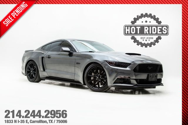 2016 Ford Mustang GT Premium 5.0 With Upgrades