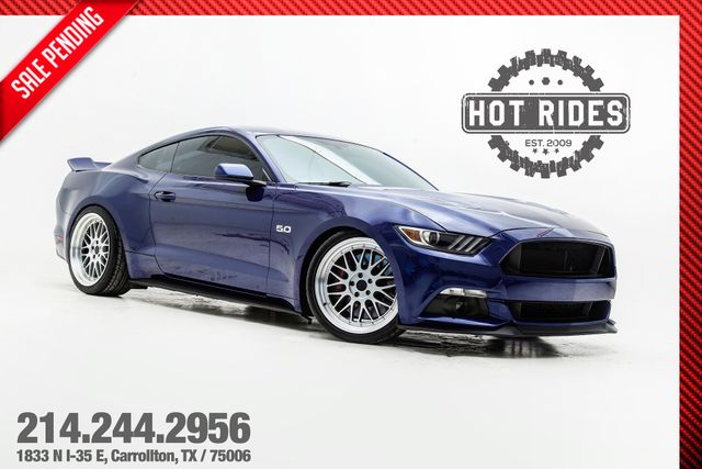 2016 Ford Mustang GT 5.0 Performance Pkg. With Many Upgrades