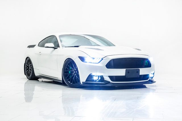 2016 Ford Mustang GT Premium 5.0 With Many Upgrades & Air Ride in , TX 75006