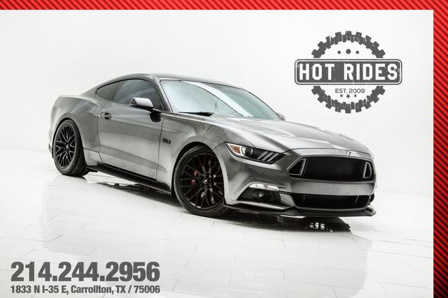 2016 Ford Mustang GT Premium 401a Performance Package With Upgrades