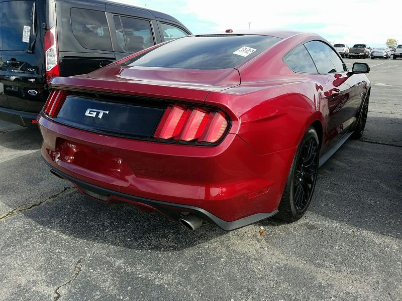 2016 Ford Mustang GT Premium  city Ohio  North Coast Auto Mall of Cleveland  in Cleveland, Ohio