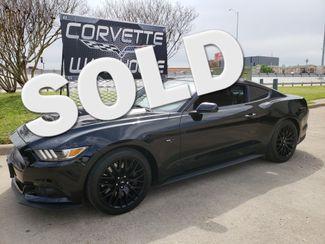 2016 Ford Mustang GT Premium 6-Speed, Black Alloy Wheels 17k! | Dallas, Texas | Corvette Warehouse  in Dallas Texas