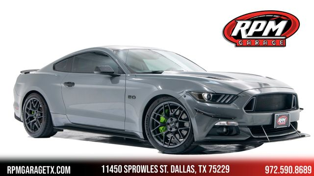 2016 Ford Mustang GT Premium with Many Upgrades