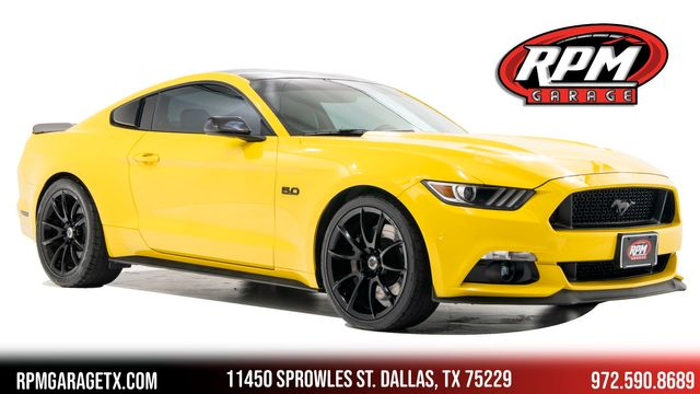 2016 Ford Mustang GT Premium with Upgrades in Dallas, TX 75229