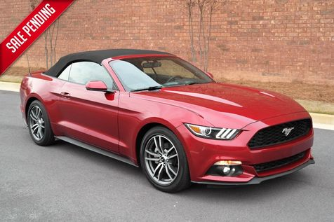 2016 Ford Mustang EcoBoost Premium in Flowery Branch, GA