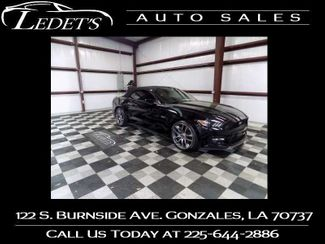 2016 Ford Mustang Convertible GT Premium - Ledet's Auto Sales Gonzales_state_zip in Gonzales