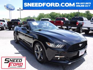 2016 Ford Mustang V6 Convertible in Gower Missouri, 64454