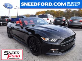 2016 Ford Mustang GT Premium Convertible in Gower Missouri, 64454