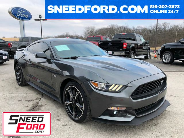 2016 Ford Mustang GT Premium California Special