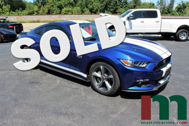 2016 Ford Mustang in Granite City Illinois