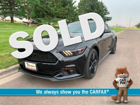 2016 Ford Mustang EcoBoost Premium in Great Falls, MT