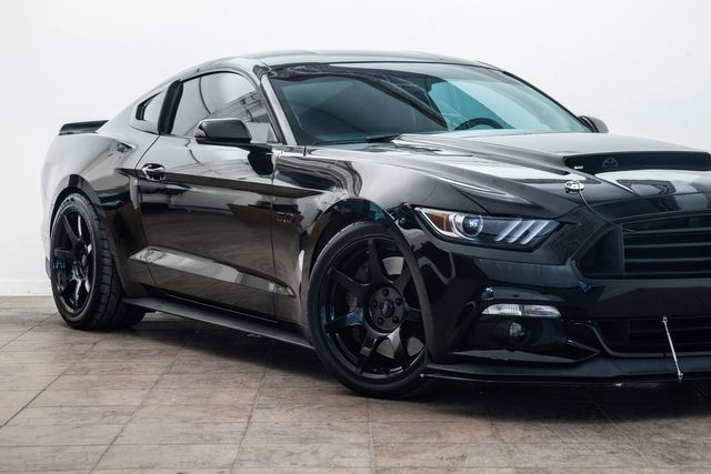 2016 Ford Mustang GT Premium Performance Pkg Roush Supercharged $30k Invested in Addison, TX 75001