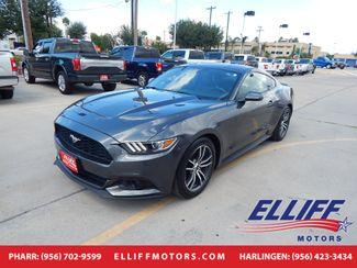 2016 Ford Mustang EcoBoost Premium in Harlingen, TX 78550