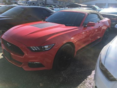2016 Ford Mustang Eco Premium - John Gibson Auto Sales Hot Springs in Hot Springs, Arkansas