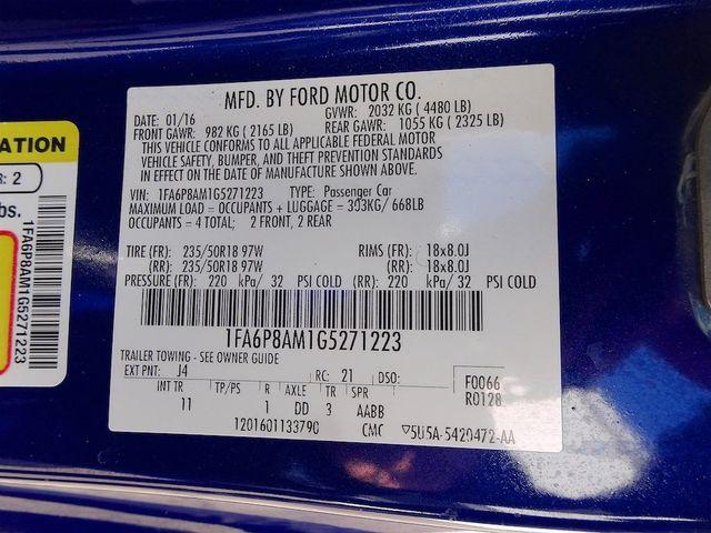 2016 Ford Mustang V6 Madison, NC 38