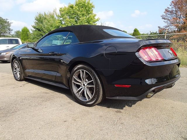2016 Ford Mustang EcoBoost Premium Madison, NC 6