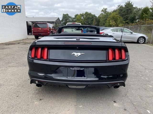 2016 Ford Mustang EcoBoost Premium Madison, NC 10