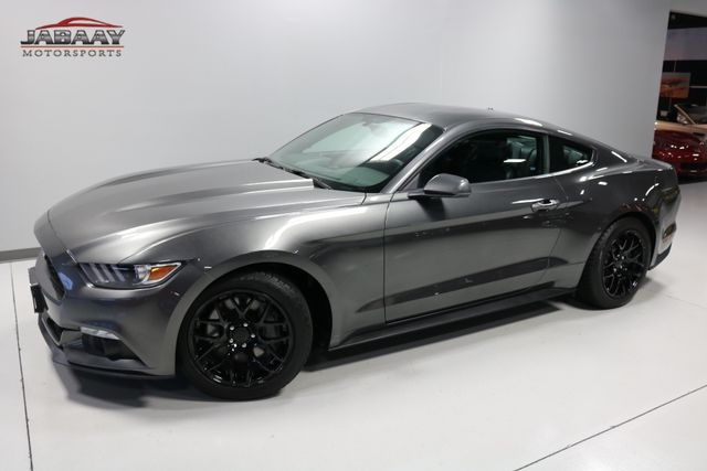 2016 Ford Mustang EcoBoost Premium Merrillville, Indiana 28