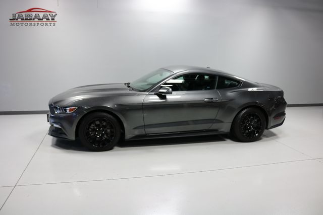 2016 Ford Mustang EcoBoost Premium Merrillville, Indiana 34