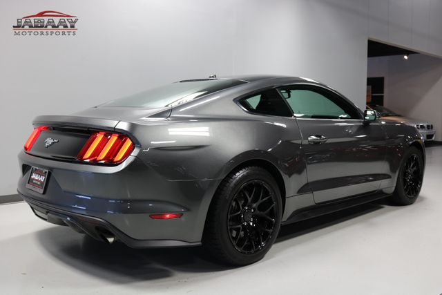 2016 Ford Mustang EcoBoost Premium Merrillville, Indiana 4