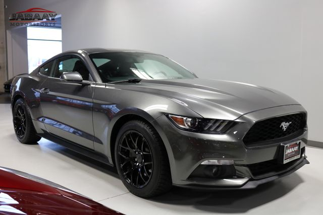 2016 Ford Mustang EcoBoost Premium Merrillville, Indiana 6