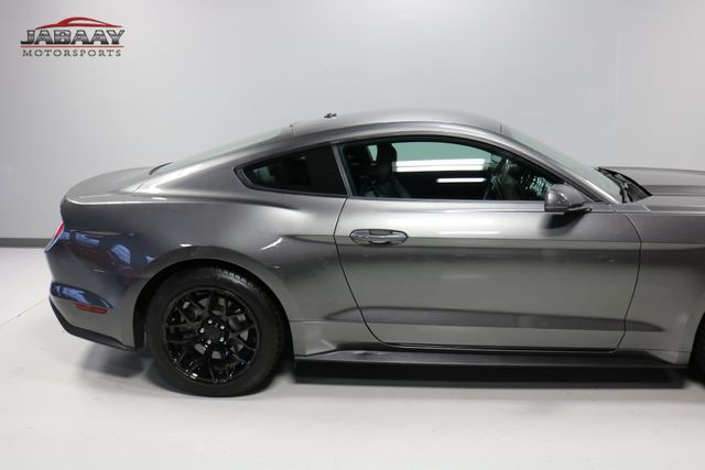 2016 Ford Mustang EcoBoost Premium Merrillville, Indiana 37