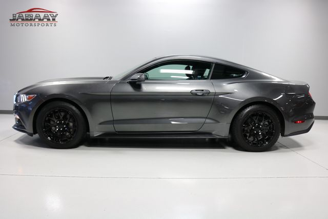 2016 Ford Mustang EcoBoost Premium Merrillville, Indiana 1