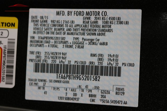 2016 Ford Mustang EcoBoost Premium Merrillville, Indiana 47