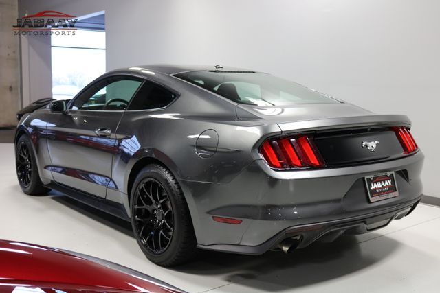 2016 Ford Mustang EcoBoost Premium Merrillville, Indiana 2