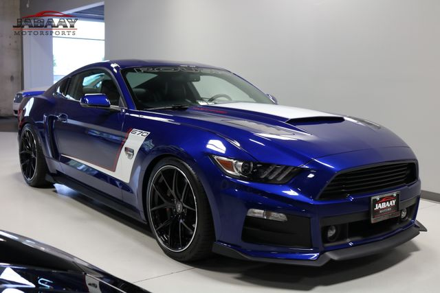 2016 Ford Mustang GT Premium ROUSH RS3 Warrior Merrillville, Indiana 6
