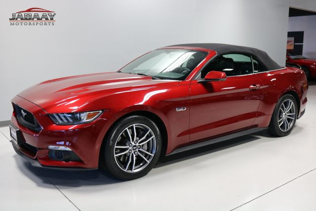 2016 Ford Mustang GT Premium Merrillville, Indiana 26