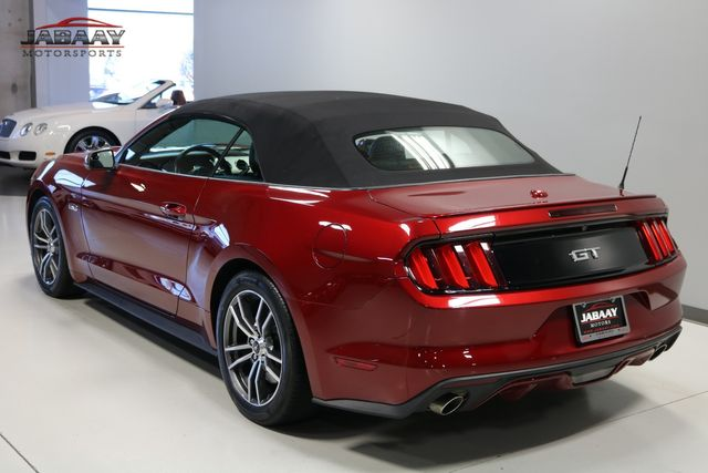 2016 Ford Mustang GT Premium Merrillville, Indiana 28