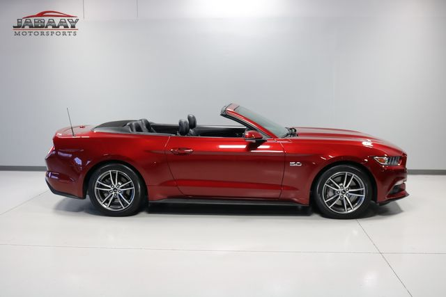 2016 Ford Mustang GT Premium Merrillville, Indiana 43
