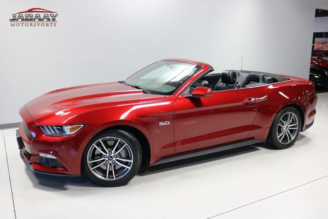 2016 Ford Mustang GT Premium Merrillville, Indiana 30