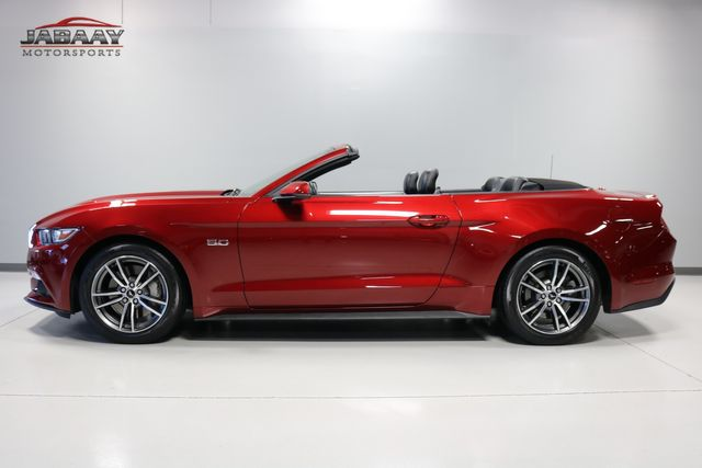 2016 Ford Mustang GT Premium Merrillville, Indiana 1