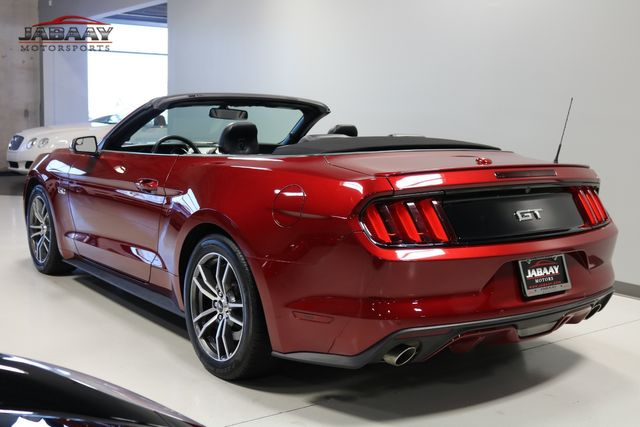 2016 Ford Mustang GT Premium Merrillville, Indiana 2